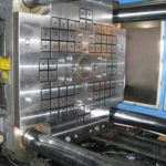 Magnetic Quick Mould Changing Clamps